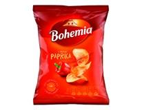 Bohemia Chips paprika 33x30g