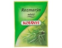 Kotányi Rozmarýn mletý 5x18g
