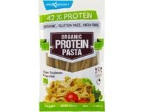 MaxSport BIO Organic Protein Pasta Fettuccini proteinové Green Soybean 1x200g