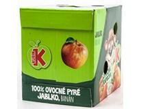 Kubík 100% ovoce jablko 12x100g