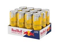 Red Bull Tropical energetický nápoj 12x250ml