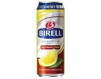 Birell Polotmavý citron nealkoholické pivo 24x500ml plech