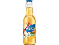 Relax Víčko Jablko 100% džus 24x250ml