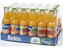 Relax Víčko Pomeranč 100% džus 24x250ml