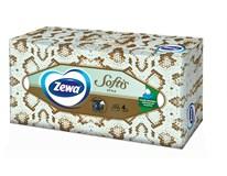 Zewa Softis kapesníky 4-vrstvé mix 1x80ks box