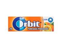 Wrigley's Orbit Pomeranč dražé 30x14g