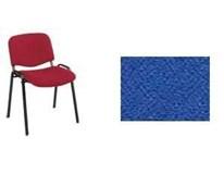 Židle konferenční Positano modrá 1ks
