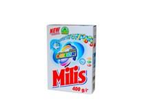 Milis Color prací prášek (5 praní) 4x400g