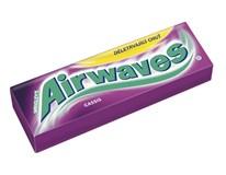 Airwaves žvýkačky Cassis dražé 30x14g
