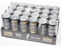 Silver Power Energy nápoj 24x250ml plech