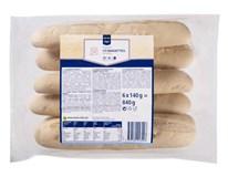 Metro Chef Bagety 1/2 světlé 6x140g