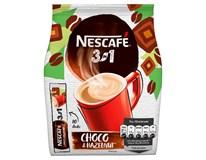 Nescafé Choco Hazelnut 3v1 káva instantní 10x16g