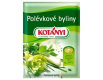 Kotányi Polévkové bylinky 5x8g