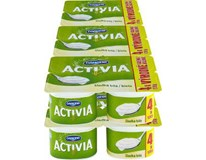 Danone Activia Sladká bílá jogurt chlaz. 6x(4x120g) multipack