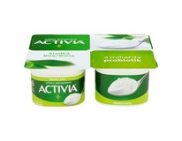 Danone Activia Sladká bílá jogurt chlaz. 4x120g multipack