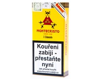 Montecristo Edmundo C/P doutníky 1x3ks