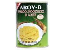 Aroy-D Bambus výhonky plátky 1x540g