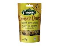 Fragata Olivy zelené lemon 1x70g