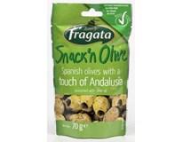 Fragata Olivy zelené Andalusia 1x70g