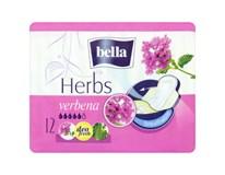 Bella Herbs Verbena dámské vložky 1x12ks