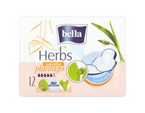 Bella Herbs Plantago Sensitive dámské vložky 1x12ks