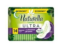Naturella Ultra Duo Night dámské vložky 1x14ks