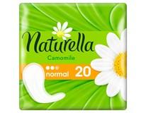 Naturella Intim Camomile normal slipové vložky 1x20ks