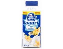 Kunín Jogurt na pití vanilka chlaz. 1x300g