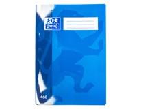 Sešit školní A4 60 listů čistý Oxford 460 mix barev 1ks