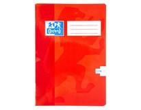 Sešit školní A5 20 listů linkovaný Oxford 524 mix barev 1ks