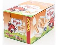 Veselá kráva Sýr a křup pizza chlaz. 20x35g