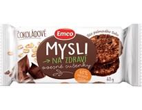 Emco Sušenky čokoládové 24x60g