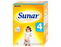 Sunar Complex 4 sušená mléčná výživa pro malé děti 2x600g