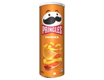 Pringles Hot paprika chipsy 1x165g