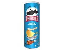Pringles Ocet&Sůl chipsy 1x165g