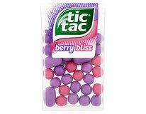 Tic Tac Berry Bliss bonbóny 24x18g