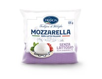 Francia Mozzarella bezlaktózová chlaz. 1x125g