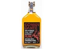 El Commandante 75,5% rum 12x500ml