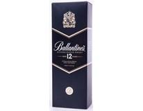 Ballantine's 12yo Scotch whisky 40% 1x700ml