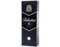 Ballantine's 12yo Scotch whisky 40% 6x700ml