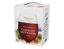 Mutěnice Cabernet Sauvignon 4x3L BiB