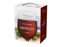 Mutěnice Merlot 1x5L BiB