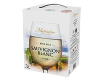 Mutěnice Sauvignon 4x3L BiB