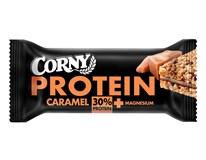 Corny Protein Tyčinka karamelová 24x35g