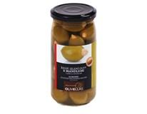 Olivellas Olivy zelené s mandlí 1x380g