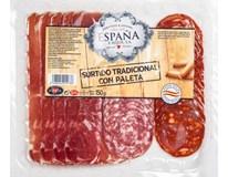 Španělské speciality mix plátky chlaz. 1x150g