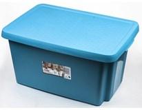 Box Essential Curver 45L modrý 1ks