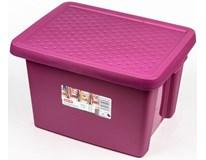 Box Essential Curver 26L fialový 1ks