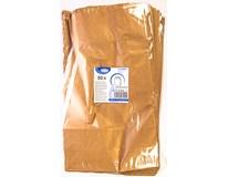 Taška papírová 22x10x38cm hnědá 50ks