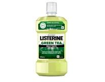 Listerine Green Tea Mild Taste ústní voda 1x500ml